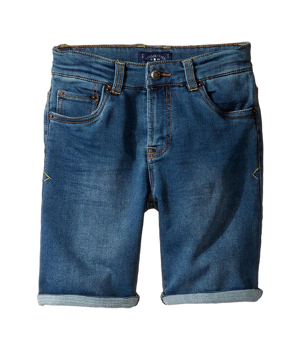 Lucky Brand Kids - Indigo Knit Shorts