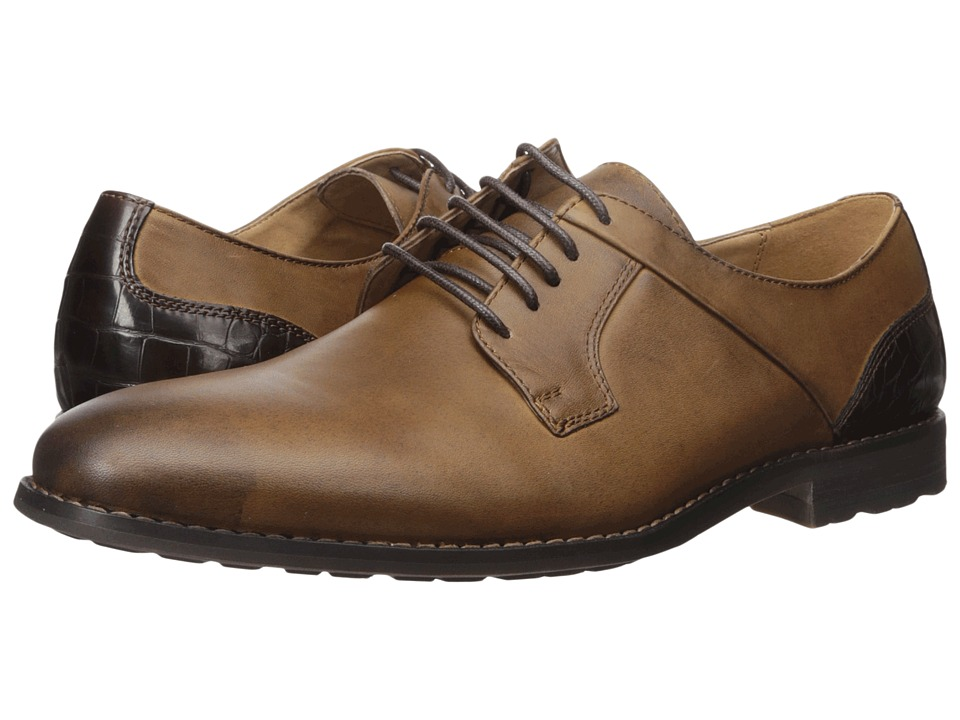 Steve Madden - Kojaxx (Tan Leather) Men