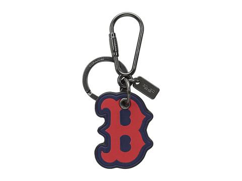 COACH MLB Key Fob - Bos Red Sox