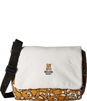 Moschino Kids - Teddy Bear Print Mummy Bag