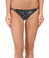 RVCA - Bold Rose Medium Bottoms