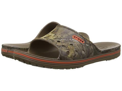 Crocs Crocband Lopro Realtree Xtra Slide