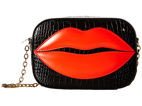 Charlotte Olympia Pouty Shoulder Purse