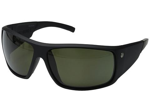 Electric Eyewear Backbone S Polarized - Matte Black/Melanin Level 1 Grey Polarized