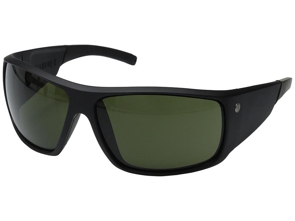 Electric Eyewear Backbone S (Matte Black/Melanin Grey) Goggles