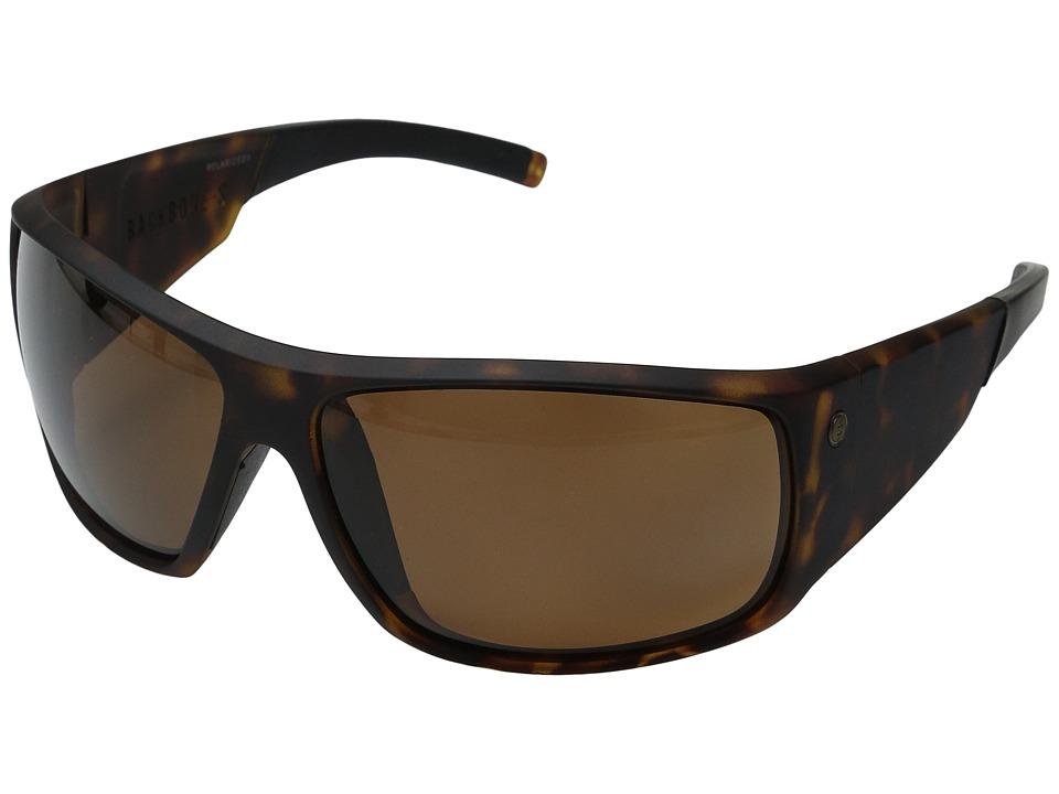 Electric Eyewear Backbone S Matte Tort/Melanin Level 1 Bronze Polarized Goggles