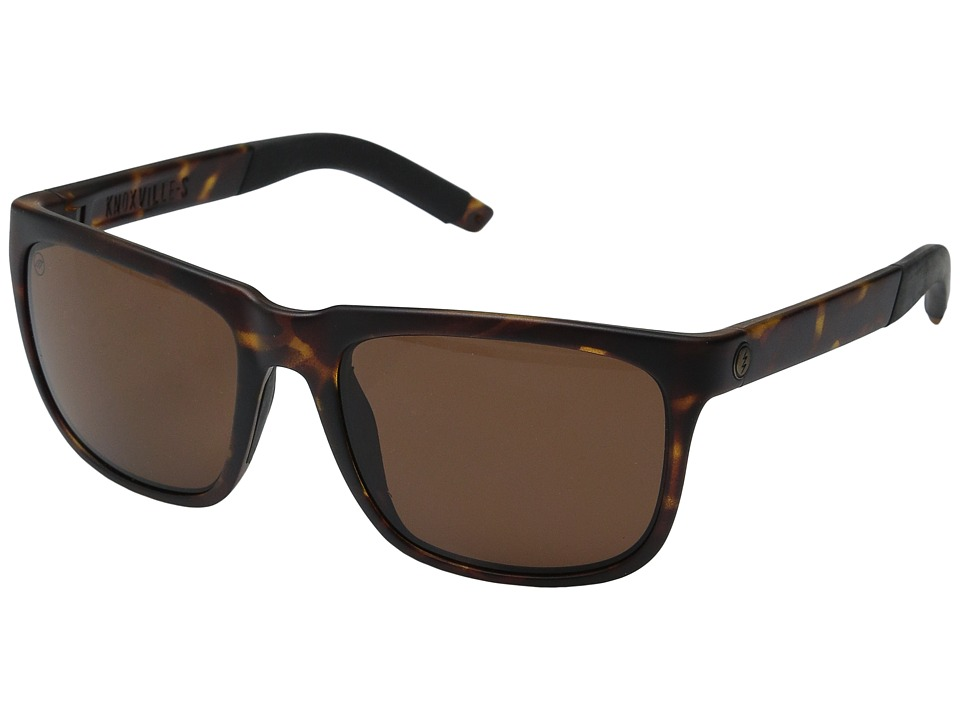 Electric Eyewear Knoxville S (Matte Tort/Melanin Bronze) Goggles