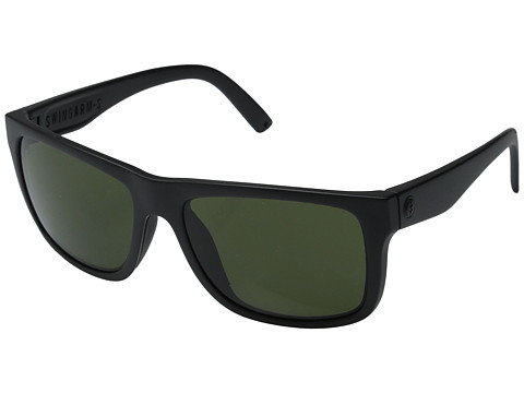 Electric Eyewear Swingarm S - Matte Black/Melanin Grey