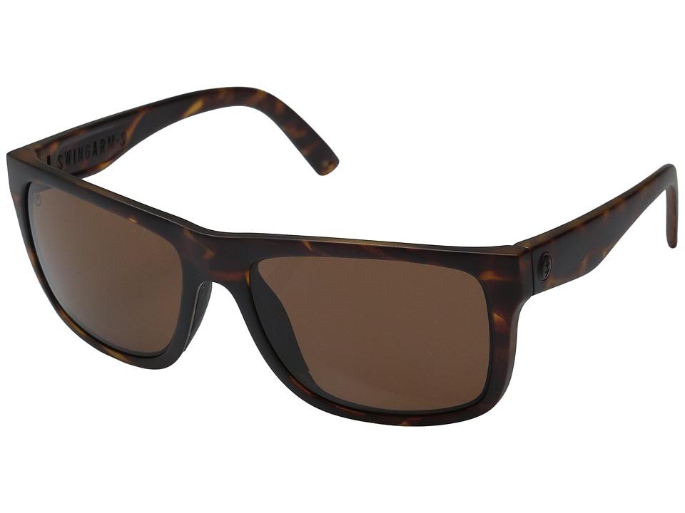 Electric Eyewear Swingarm S (Matte Tort/Melanin Bronze) Goggles