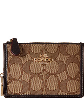 COACH - Box Program Signature Mini Skinny