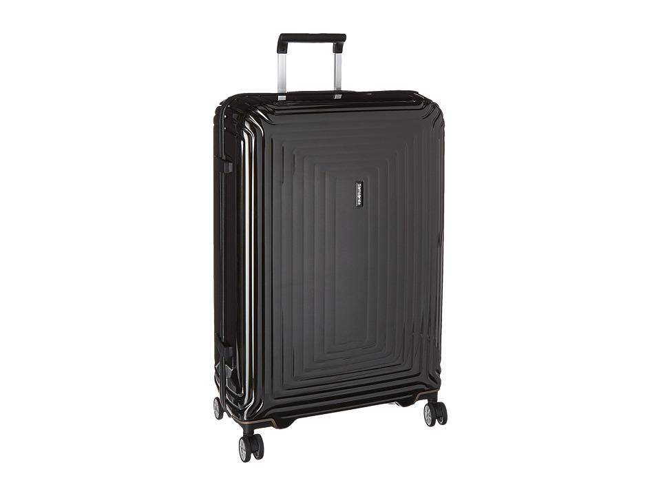 Samsonite Neopulse 28 Spinner Metallic Black Luggage