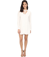 Brigitte Bailey - Hasel Front Keyhole Button Up Dress