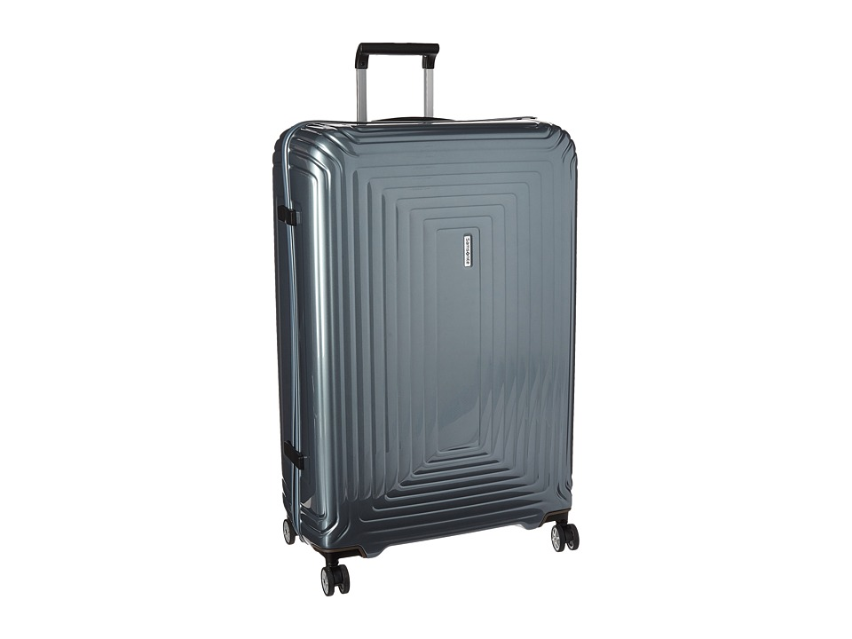 Samsonite Neopulse 30 Spinner Metallic Silver Luggage