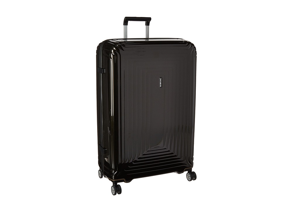 Samsonite Neopulse 30 Spinner Metallic Black Luggage