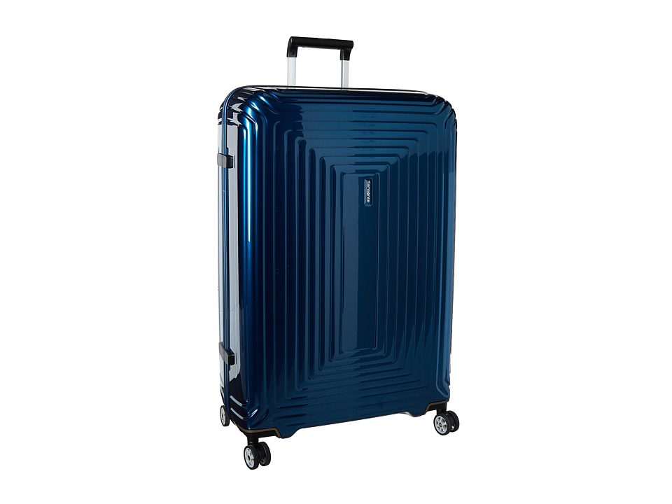 Samsonite Neopulse 30 Spinner Metallic Blue Luggage