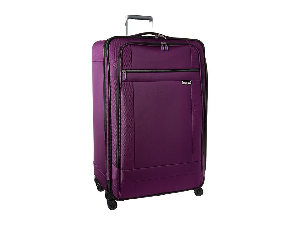 Samsonite Solyte 29 Spinner Purple Magic Luggage
