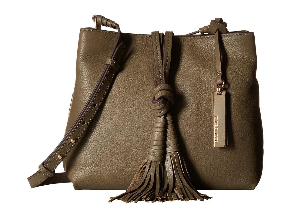 Vince Camuto - Taro Crossbody (Stone Gray) Cross Body Handbags