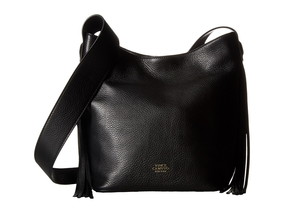 Vince Camuto - Valri Crossbody (Black) Cross Body Handbags