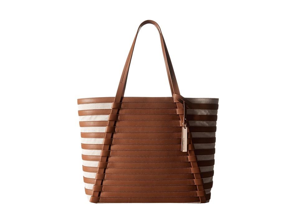Vince Camuto - Vana Tote (Whiskey/Natural) Tote Handbags