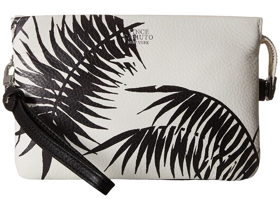 Vince Camuto - Cami Crossbody (Snowwhite Palm) Cross Body Handbags