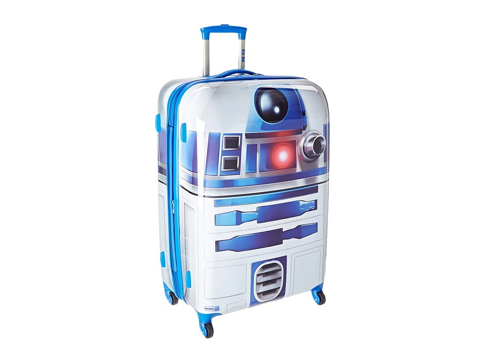 Samsonite Star Wars R2D2 28 Spinner R2D2 Luggage