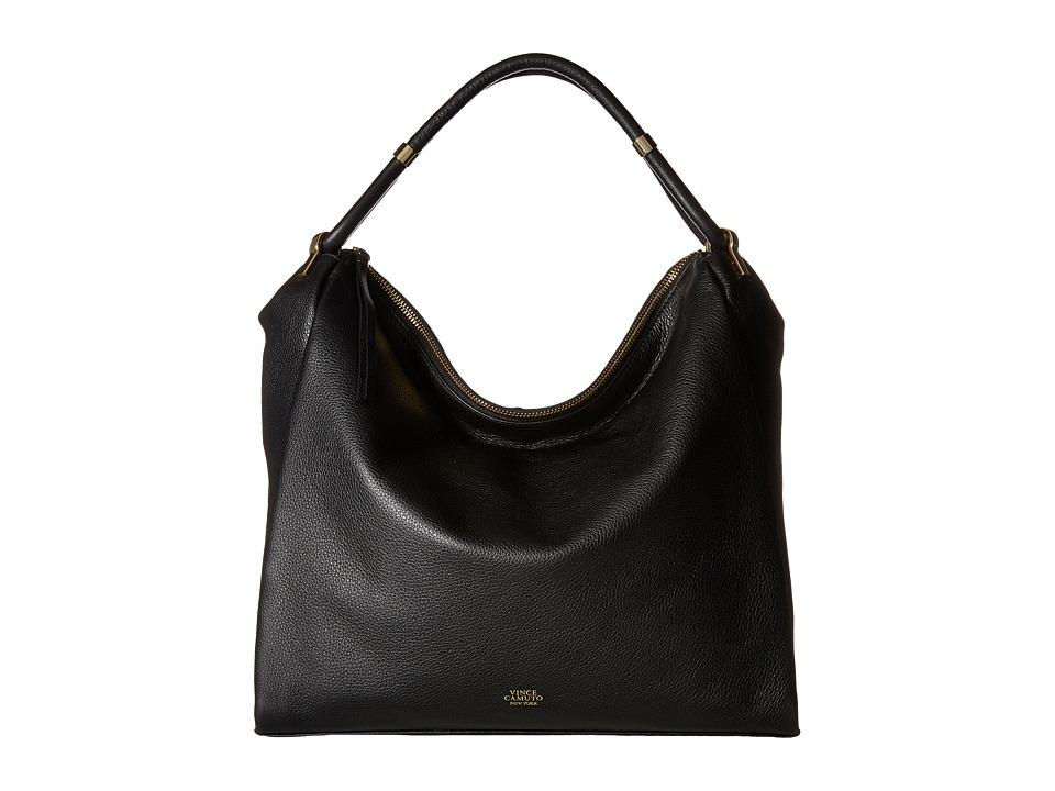 Vince Camuto - Zelea Hobo (Black) Hobo Handbags