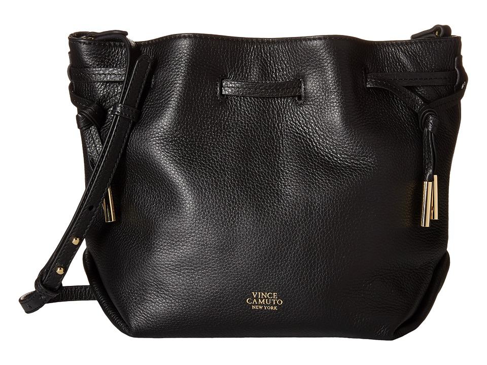 Vince Camuto - Nisha Crossbody (Black) Cross Body Handbags