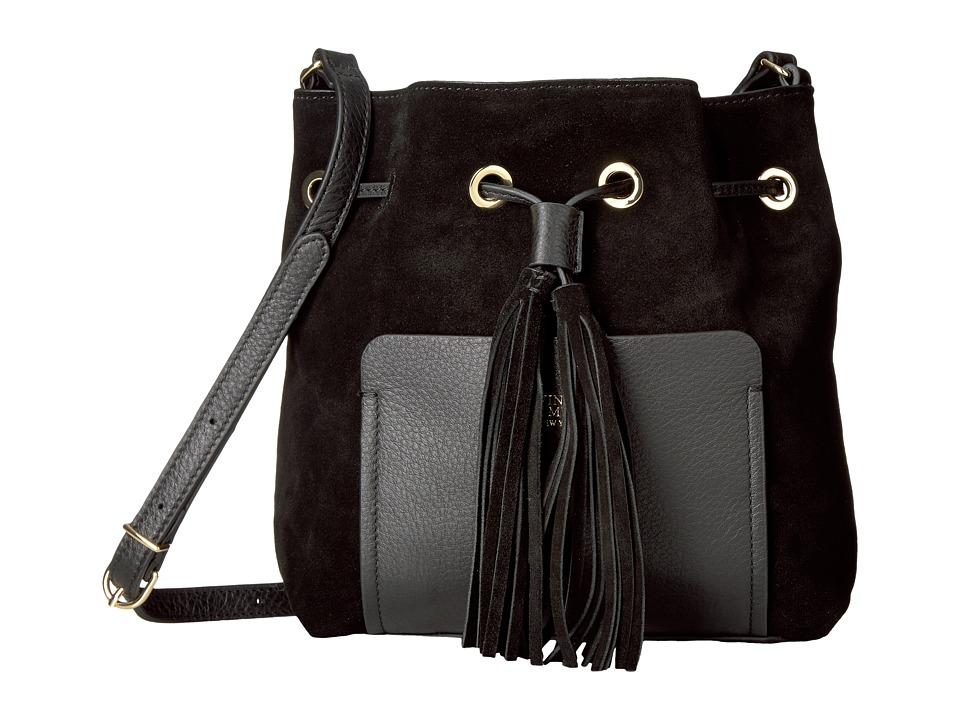 Vince Camuto - Elsie Drawstring (Black) Drawstring Handbags