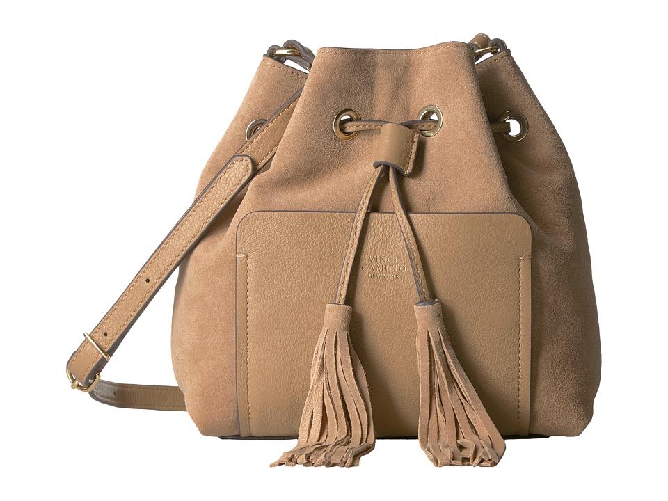 Vince Camuto - Elsie Drawstring (Sandy Lane) Drawstring Handbags