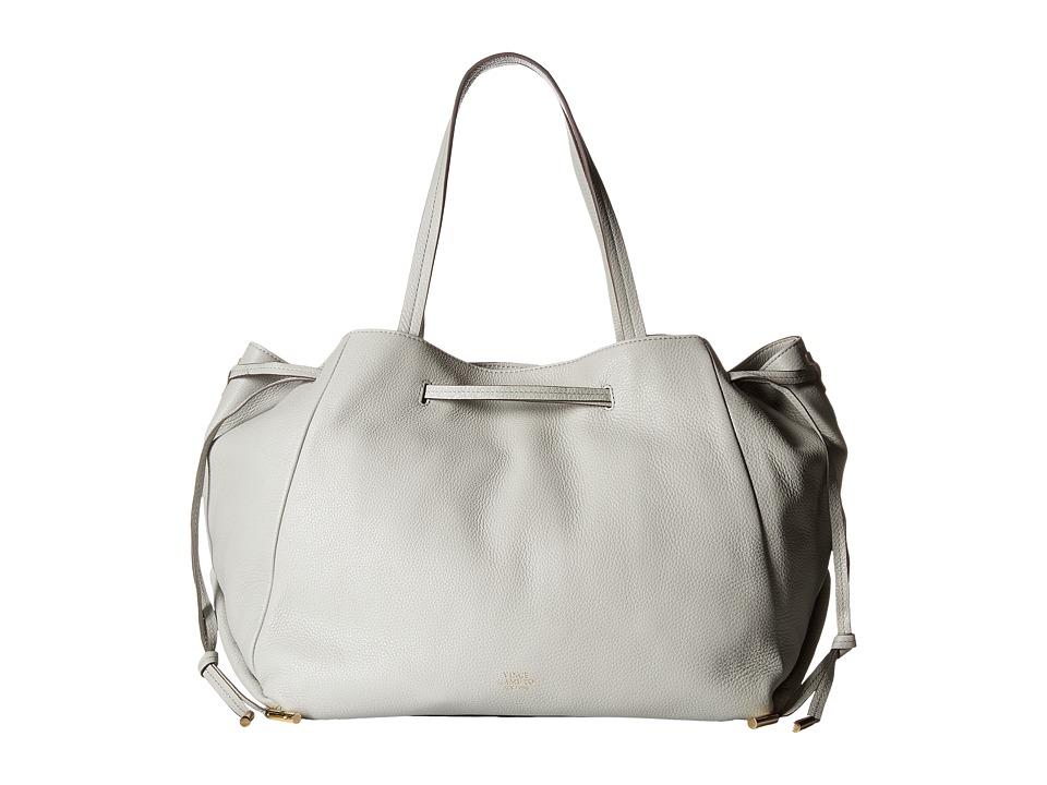 Vince Camuto - Nisha Tote (Ghost Gray) Tote Handbags