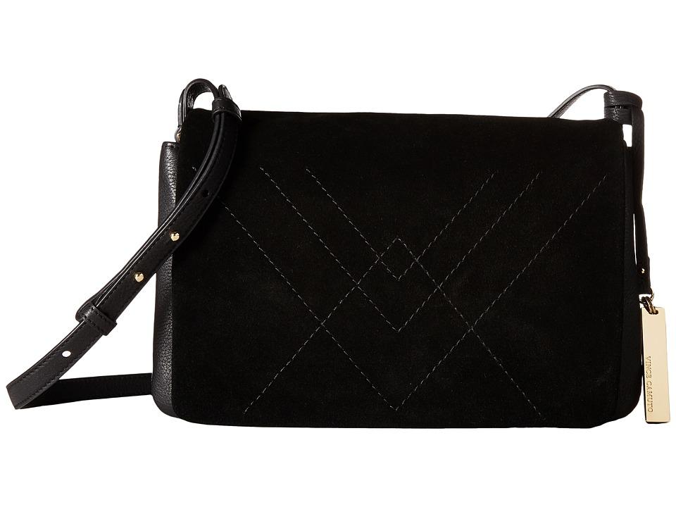 Vince Camuto - Lyle Crossbody (Black) Cross Body Handbags