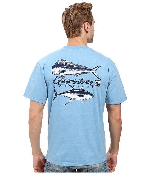 Quiksilver Waterman Mahi Ahi T-Shirt