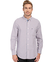 Nautica - Long Sleeve Oxford Tattersall