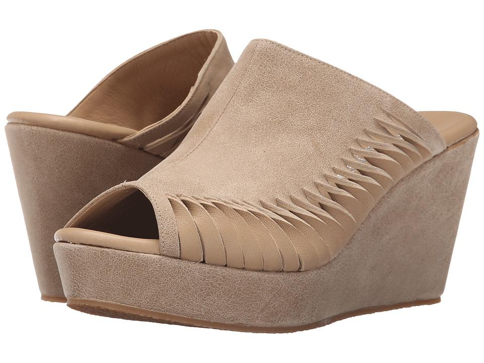 Cordani Fergus Beige/Taupe Womens Wedge Shoes