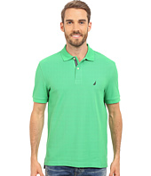 Nautica - Short Sleeve Solid Deck Polo