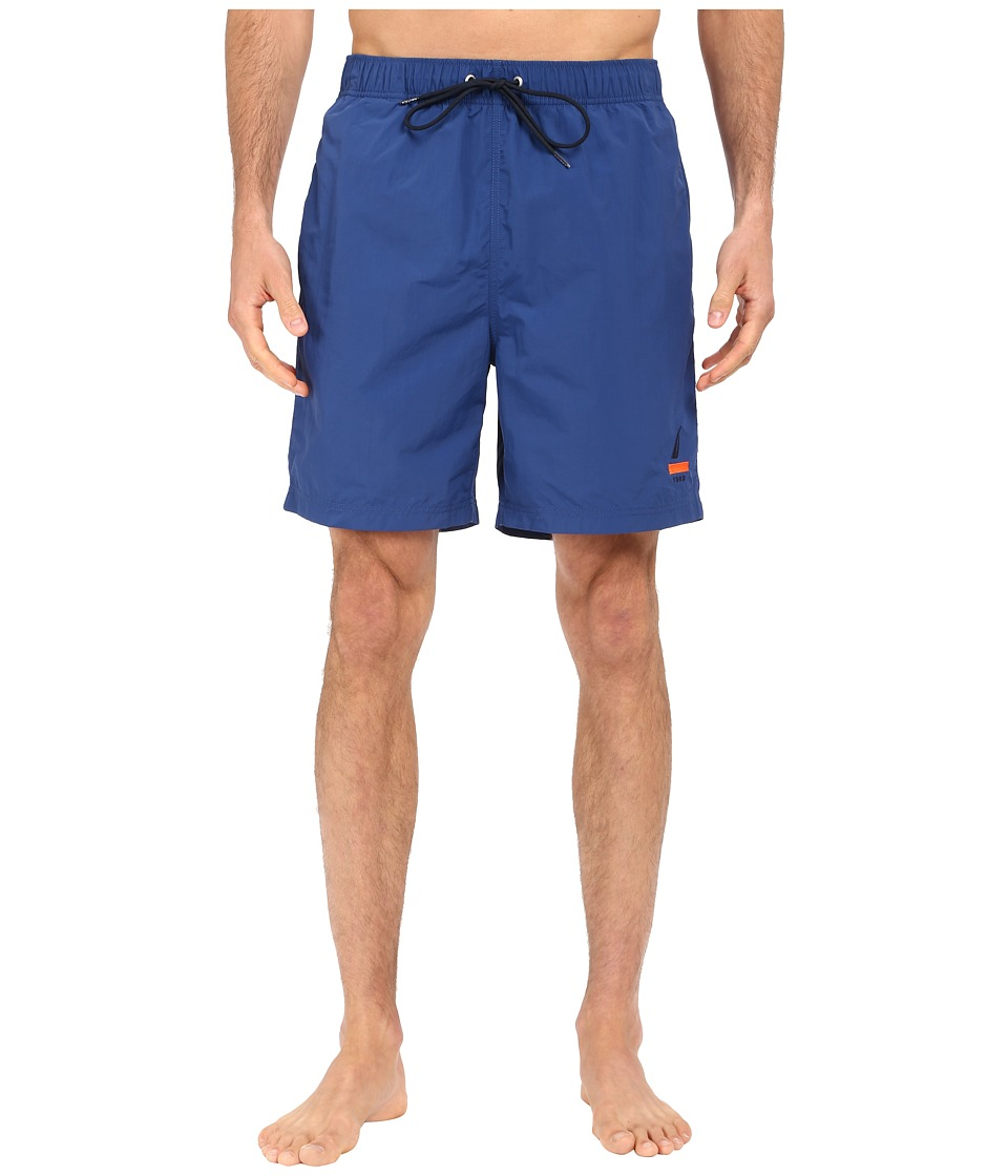 Nautica 1983 J Class Trunk Nautica Blue Mens Swimwear