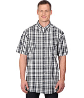 Nautica Big & Tall - Big & Tall Short Sleeve Plaid Pocket