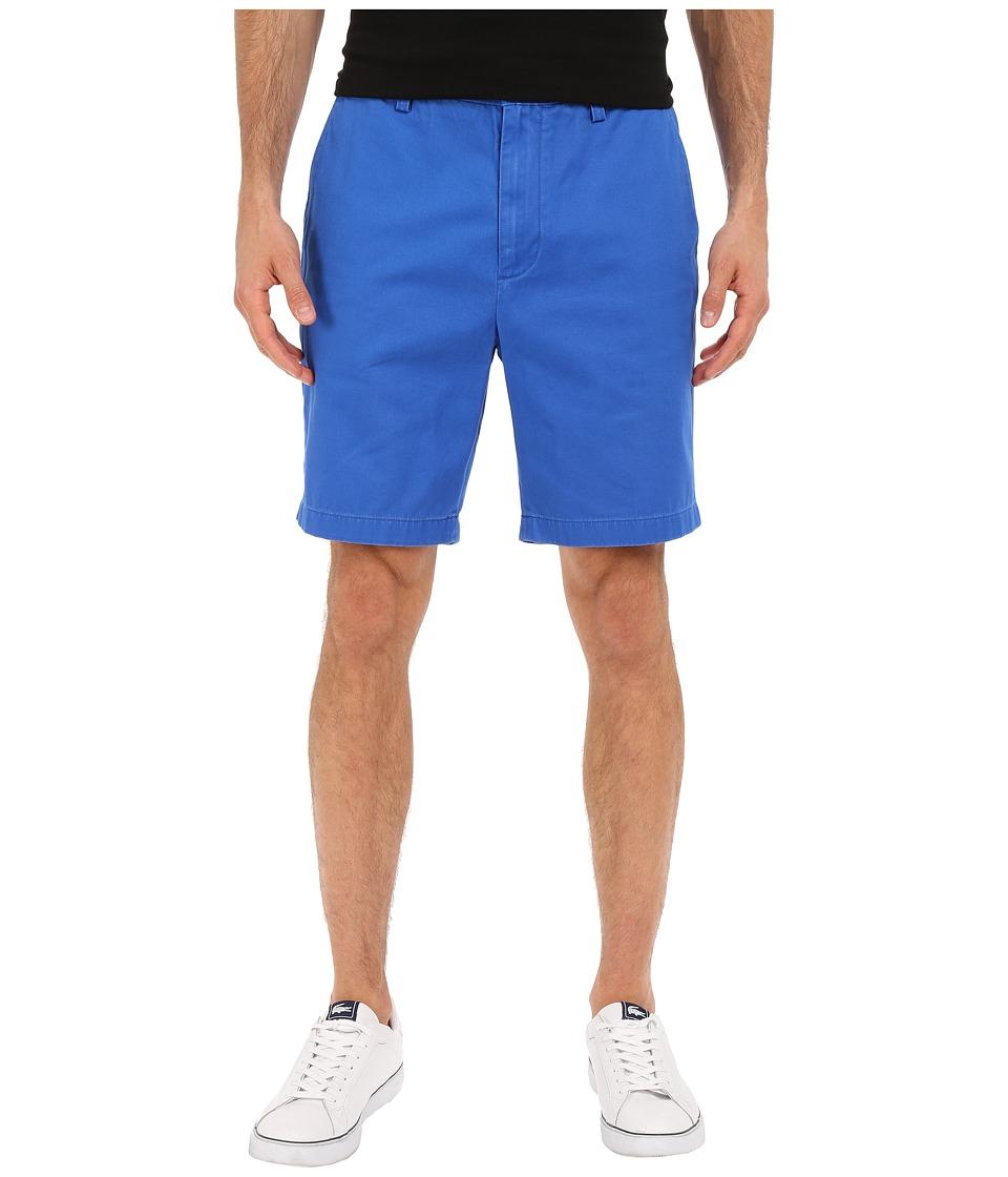 Nautica Flat Front Deck Short Sea Cobalt Mens Shorts