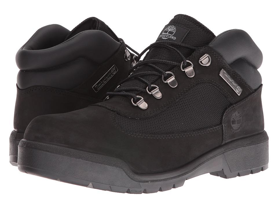 Timberland Field Boot F/L Waterproof Mens Black Waterbuck E597710UU Boots