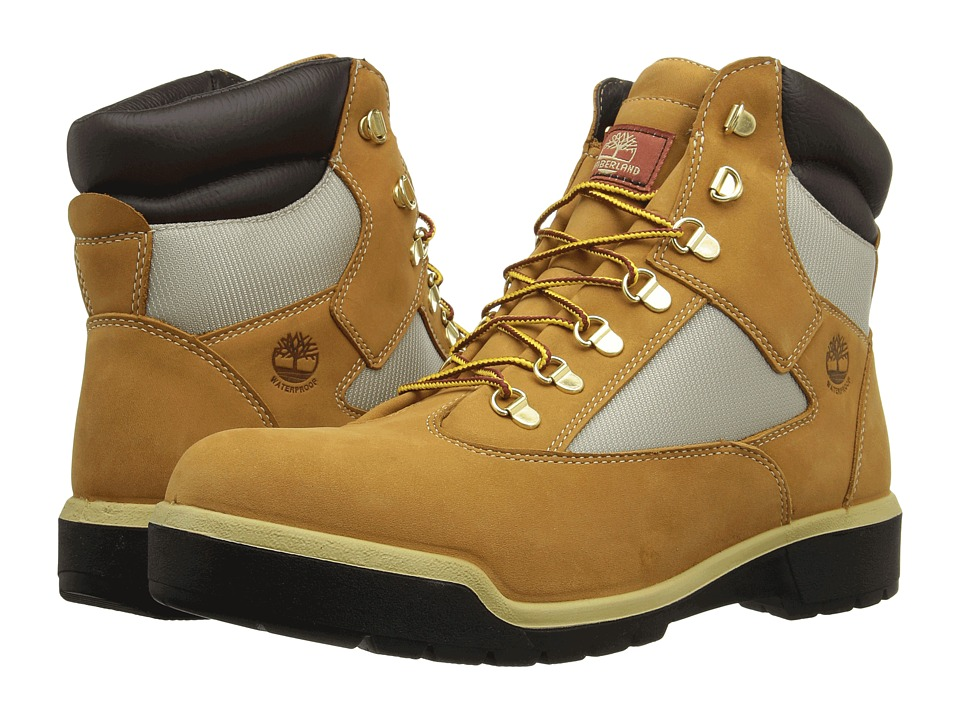 Timberland Field Boot 6 F/L Waterproof (Wheat Waterbuck) Men