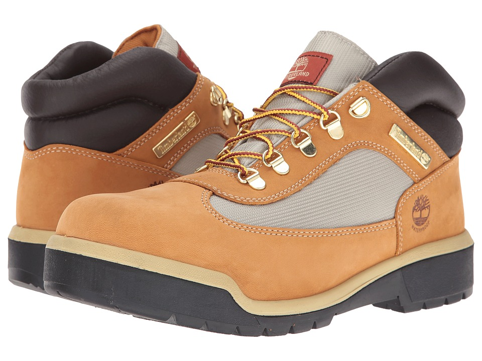 Timberland Field Boot F/L Waterproof (Wheat Waterbuck) Men