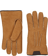 UGG - Casual Gloves w/ Debossed Leather Logo