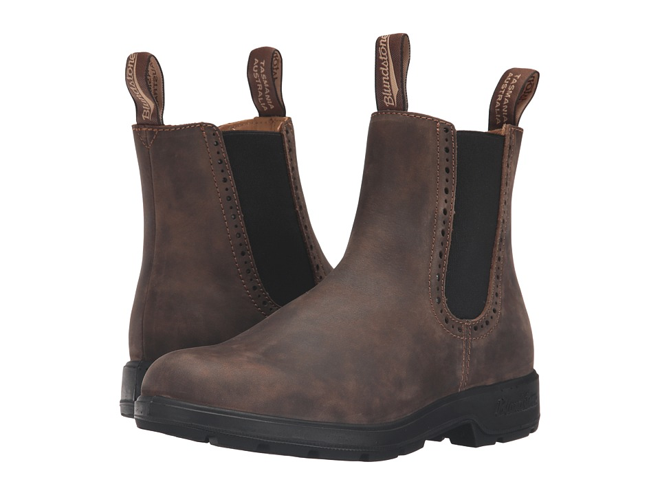 Blundstone - BL1351 (Rustic Brown) Womens Pull-on Boots