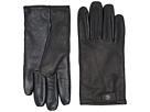 UGG Leather Smart Gloves Snap Detail