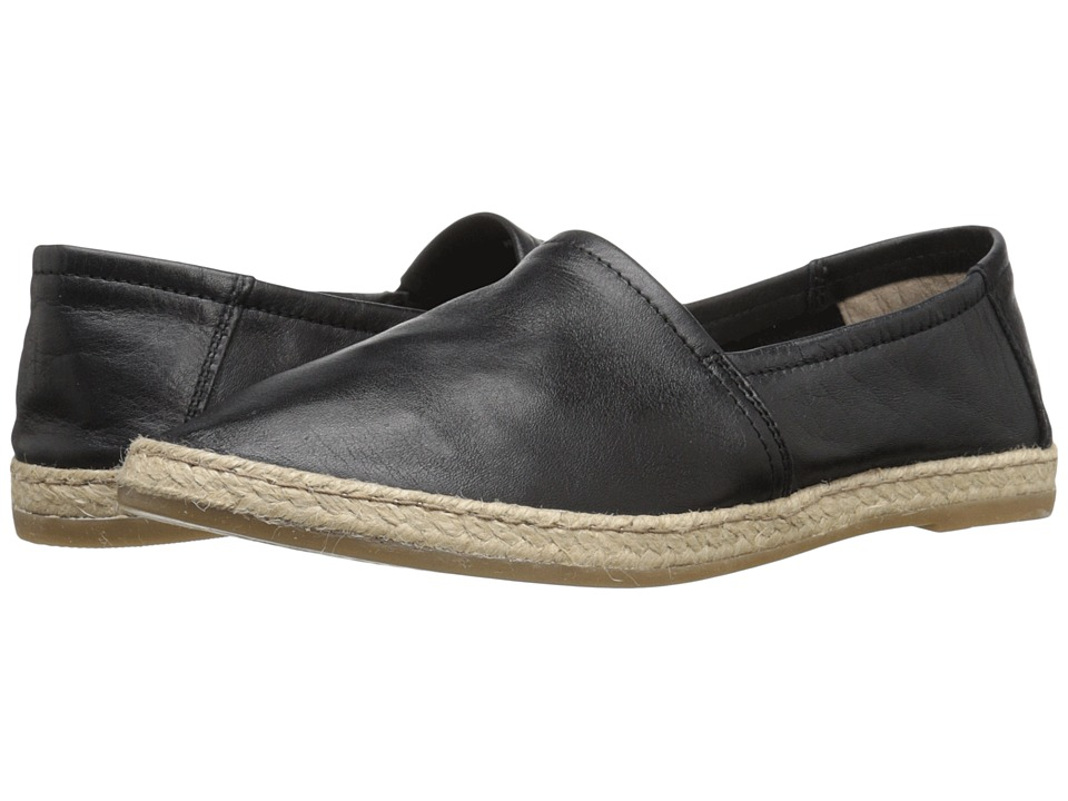 Miz Mooz Amaze Black Womens Slip on Shoes