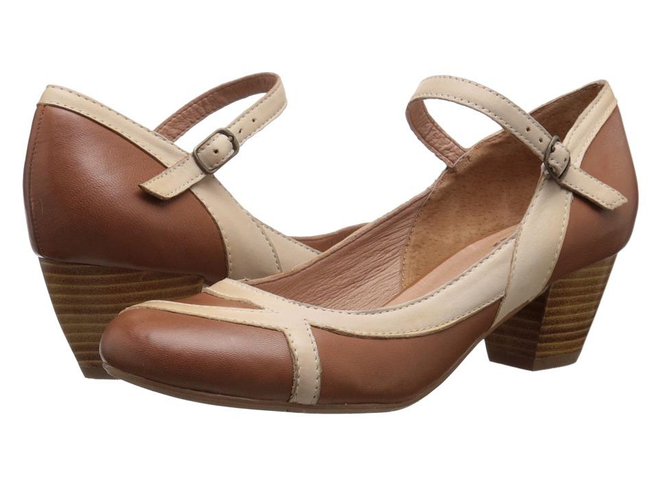 Miz Mooz - Felicie Whiskey Womens Dress Flat Shoes $119.95 AT vintagedancer.com