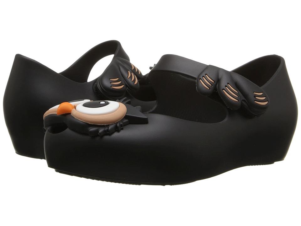 Mini Melissa Melissa Ultragirl V Toddler Black Girls Shoes