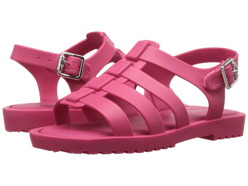 Mini Melissa Flox Toddler Fuchsia Girls Shoes