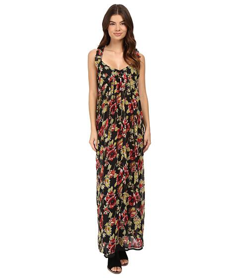 Volcom Ruffle Feather Dress