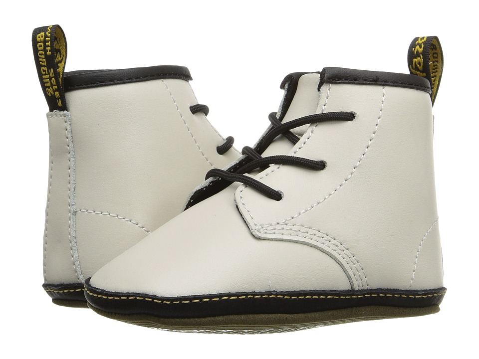 Dr. Martens Kid's Collection - Auburn Lace Bootie
